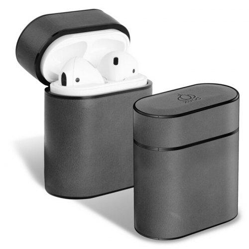 Leather Wireless Shockproof Drop Proof Bluetooth Earphone Cover For Airpods Sale Price Reviews Gearbest