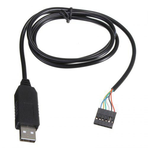 1PCS FT232RL Module USB to Serial to TTL Converter power supply with USB