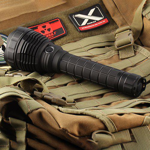 Convoy L6 Portable Super Bright Long-range Flashlight for Outdoor
