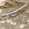 Mini Pocket Edition Stainless Steel Crowbar - SILVER