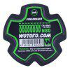 Wotofo Juggernaut Wire with Spool 20ft - SILVER