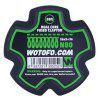 Wotofo Dual Core Fused Clapton Heating Wire 20ft / Spool - BLACK