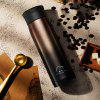 Customized Stainless Steel Vacuum Cup - BLACK
