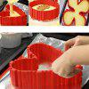 DIY Magic Silicone Cake Mold - RED
