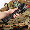 Convoy L6 Portable Super Bright Long-range Flashlight for Outdoor - BLACK