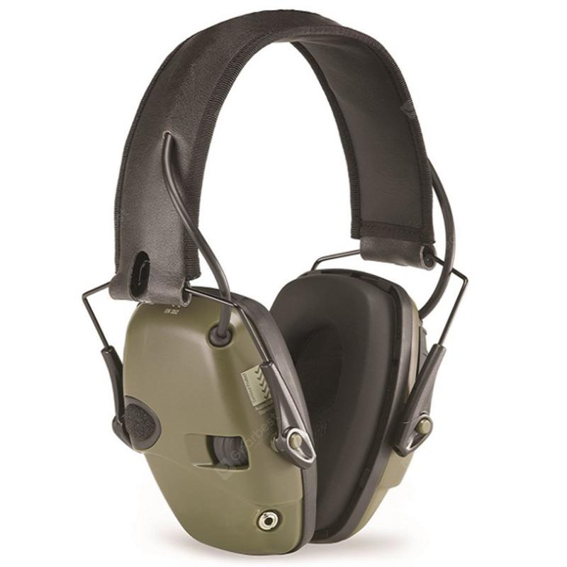 Gocomma Q11 Sound Amplification Electronic Shooting Earmuffs