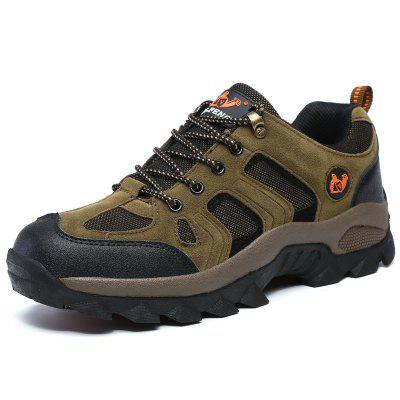Men Fashion Comfortable Outdoor Hiking Shoes