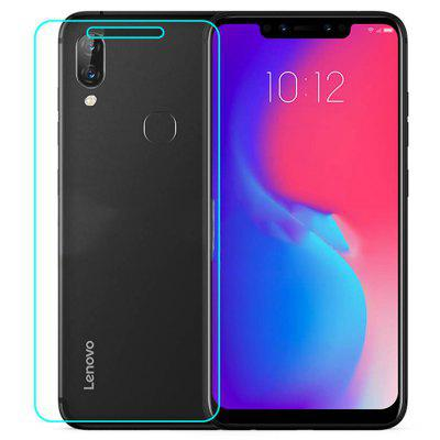 Naxtop 2.5D Tempered Glass Screen Protector FilmProtector for Lenovo S5 Pro 2pcs
