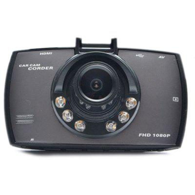 2.7 inch HD Night Vision Wide-angle 1080P Car Recorder Image