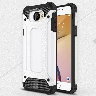 TPU + PC Anti-fall Mobile Phone Case for Samsung Galaxy J7 Prime / On 7