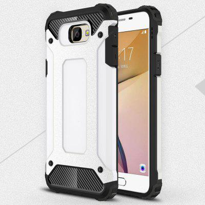 TPU + PC Anti-fall Mobile Phone Case for Samsung Galaxy J5 Prime / On 5