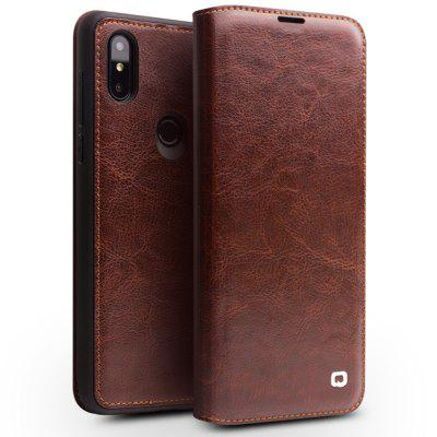 QIALINO Flip Business Protection Leather Case for Millet MIX 3