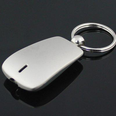 LED Lighting Emergency Keychain Ring Keyring