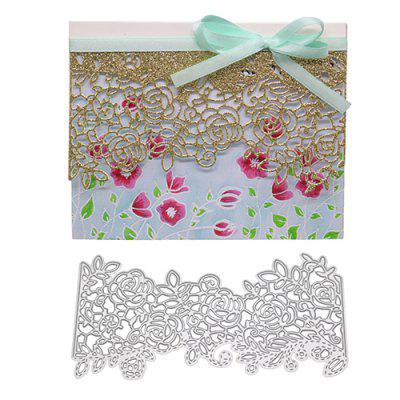 Greeting Card Border  Cutting Die
