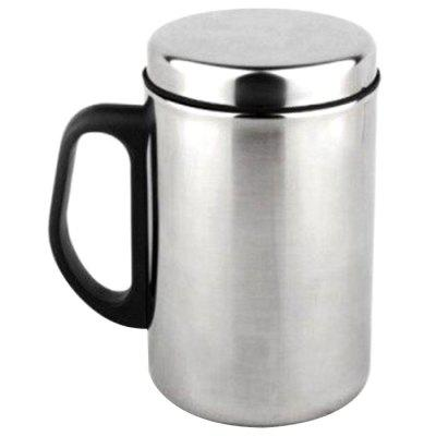 Double-layer Stainless Steel Thermos Cup