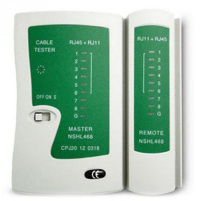 MS - 468 Network Tester Cable Meter