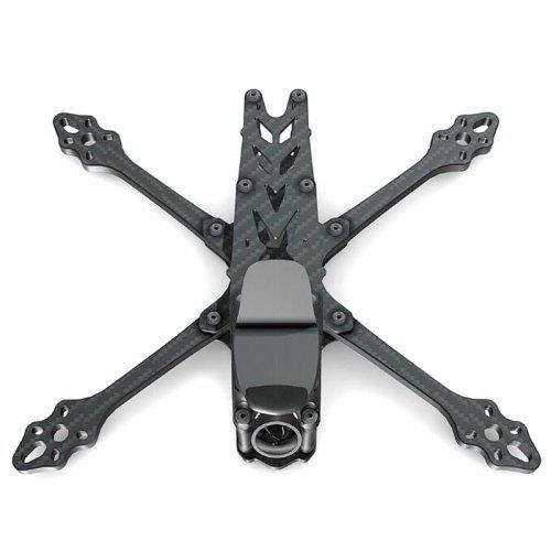 BCROW FS210 Freestyle 210mm Carbon Fiber Frame Kit 6mm Arm for RC Drone FPV Racing