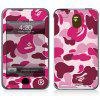 Color Sticker for iPod Touch 1 - PALE VIOLET RED
