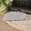 DIY Carbon Steel Greeting Card Lace Cutting Die - SILVER