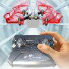 SILVERLIT Entry Level RC Drone 2.4G One Key Takeoff / Landing APP Assistant 2pcs - MULTI
