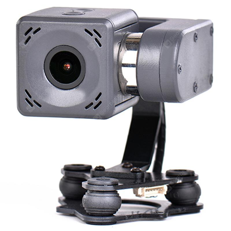 Arkbird 80g Gimbal Camera for FPV Fixed Wing Drones Quads Airplanes - Black