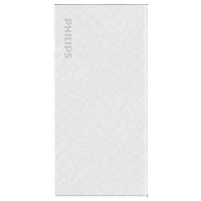 PHILIPS 10000mAh Ultra-thin Portable Power Bank for Android Phone / iPhone