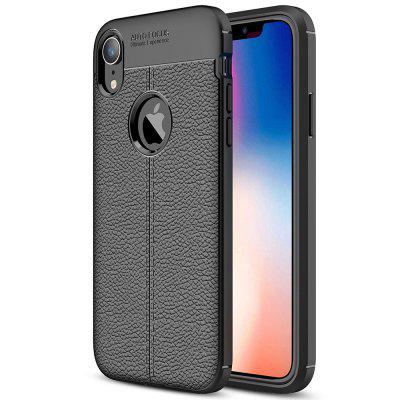 TPU Lychee Phone Case do iPhone XR