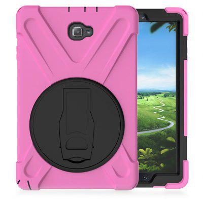 Tablet Silicone Swivel Case for Samsung TAB A 10.1 P580 / P585