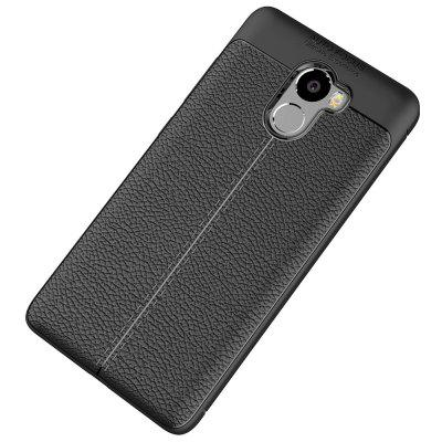 Leather Mobile Phone Case for Xiaomi Redmi 4 Standard Version