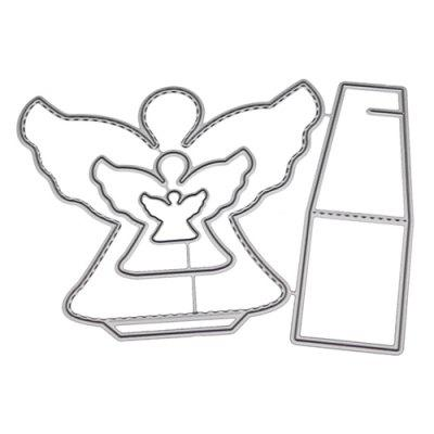 Creatieve driedimensionale Angel DIY Cutting Die