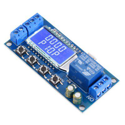 Delay Trigger Cycle Time Switch Module