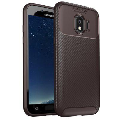 AISLING Beetle Series TPU Soft Case voor Samsung Galaxy J2 Pro