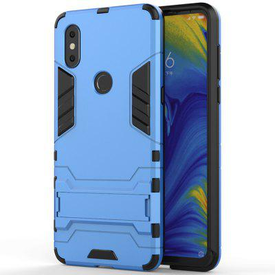 Luanke Two-in-one Bracket Anti-shock Phone Case for Xiaomi Mix 3