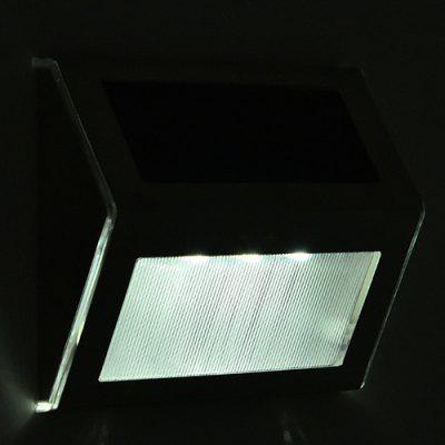 Stainless Steel Outdoor Solar Stair Light
