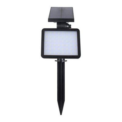 10W 48 LED Solar Integrated Induction Wall Lamp