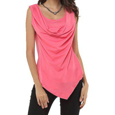 Sexy Fashion Blouse Sleeveless T-shirt