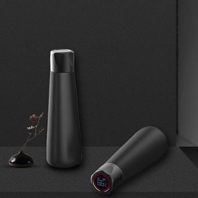 Intelligent Thermos Vacuum Flask Water Temperature Monitoring Drinking Reminder