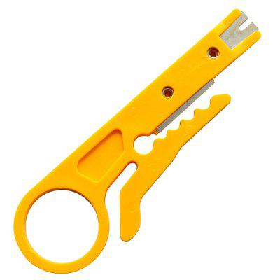 gocomma Simple Utility Small Card Cutter Wire Stripping Knife