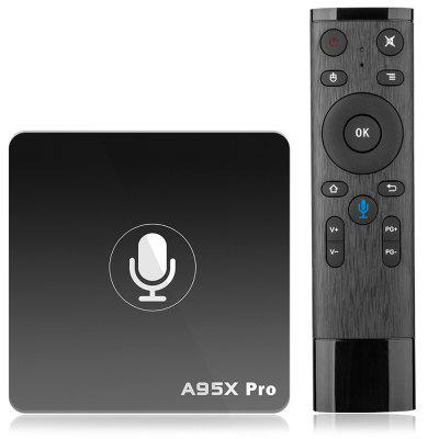 A95X Pro TV Box 2GB DDR3 + 16GB ROM Image
