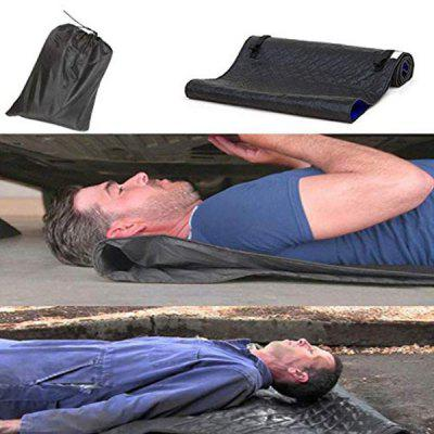 Car Repair Mat Rollable Crawling Pad