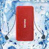 PHILIPS 10000mAh Wireless Charging Mobile Power Bank for iPhone / Android Phone - RED