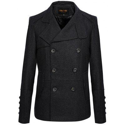 Fashion Double-breasted Trench Coat