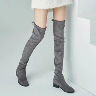 DMN Women Stretch Over the Knee Boots from Xiaomi Youpin (Gearbest) High Point Purchase and sale of goods