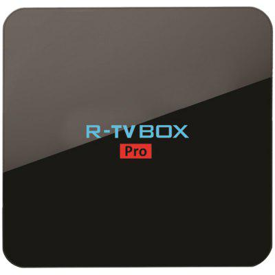 R - TV BOX PRO Amlogic S912 3GB RAM 32GB ROM TV Box for Home Image