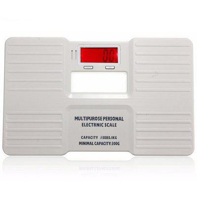 50kg / 0.1kg Portable Electronic Weight Scale
