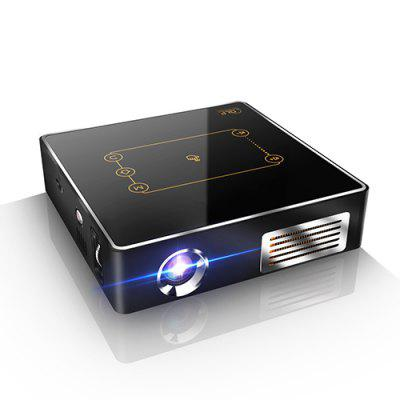HUIMI HMD - 0210 DLP Mini Projector Home Theater