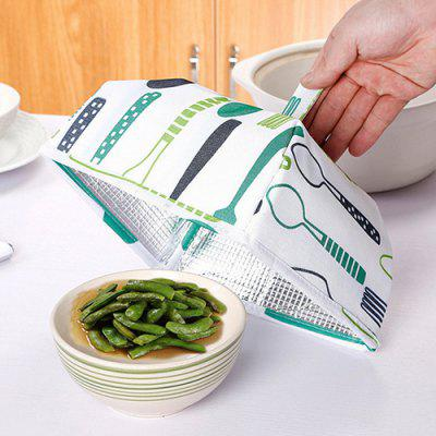 Kitchen Household Insulation Aluminum Film Food Cover