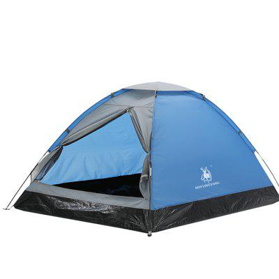 HUILINGYANG 2 1 - 2 Single-layer Hand Camping Tent