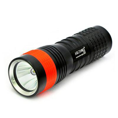 ARCHON G3 100m Waterproof IP68 400 Lumens LED Underwater Dive Light