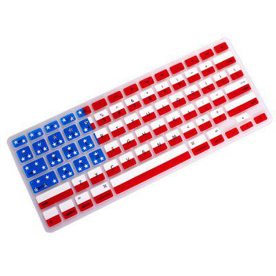 American Flag Keyboard Stickers for iOS Notebook Macbook Pro Air Retina 11 Inch